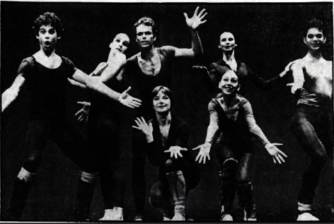 limbs 7 dancers