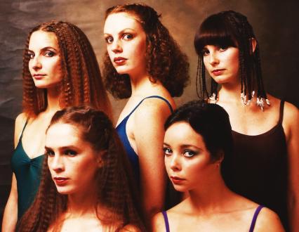 limbs women & hair