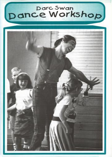 school performance tours workhop leaflet cover